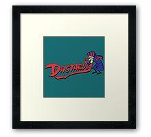 Dastardly  Framed Print