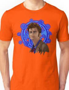 time and space traveller 10th generation Unisex T-Shirt