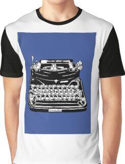 Remington Typewriter Graphic T-Shirt