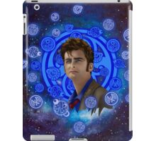 time and space traveller 10th generation iPad Case/Skin