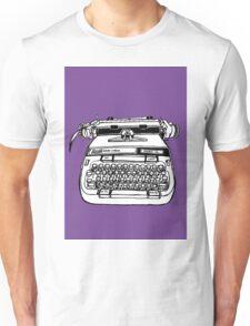 Smith - Corona Typewriter Unisex T-Shirt