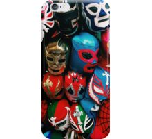 Placita Olvera. iPhone Case/Skin