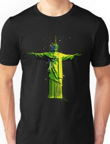 Men's Rolling Souls Christ The Redeemer T-shirt  Unisex T-Shirt