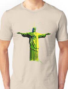 Men's Rolling Souls Christ The Redeemer T-shirt  Unisex T-Shirt