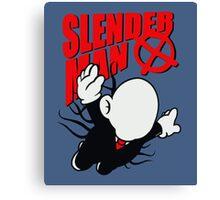 Super Slender Canvas Print