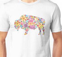 Blooming Buffalo Unisex T-Shirt