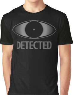 Skyrim Detected Graphic T-Shirt
