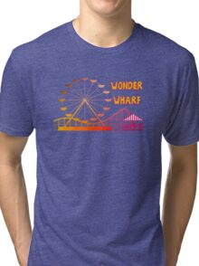 Wonder Wharf Tri-blend T-Shirt