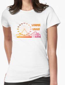 Wonder Wharf Womens Fitted T-Shirt