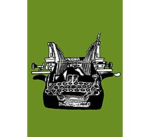 Oliver Typewriter Photographic Print