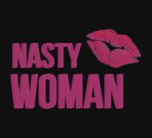 Nasty Woman Kids Tee