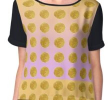 Fruit Salad Chiffon Top