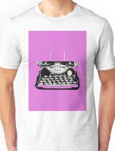 Corona Typewriter Unisex T-Shirt