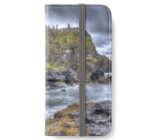 Dunluce Castle iPhone Wallet/Case/Skin
