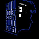 You Never Forget Your First - Doctor Who 10 David Tennant by JadBean