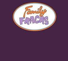 Family Fracas Womens Fitted T-Shirt