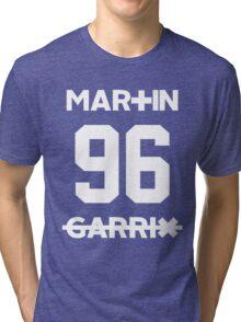 martin garrix white Tri-blend T-Shirt
