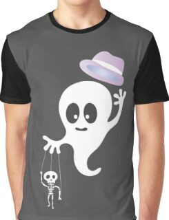 Spooky scary skeletons.  Graphic T-Shirt