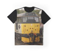 Sector Construction 31271 at Wansford Graphic T-Shirt