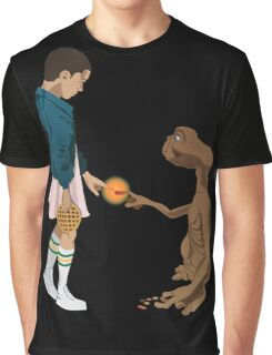 Eleven and ET  Graphic T-Shirt