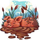 Pig by sharpie91