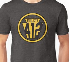 Pittsburgh 412 Proud Unisex T-Shirt