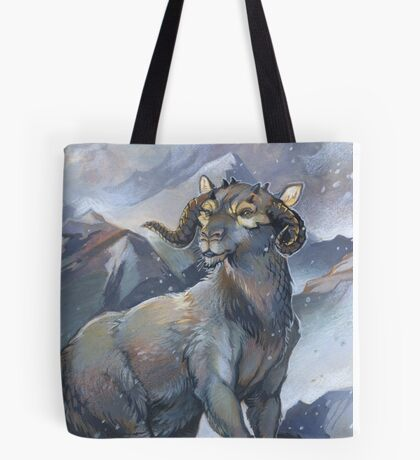 tauntaun - monarch of hoth Tote Bag