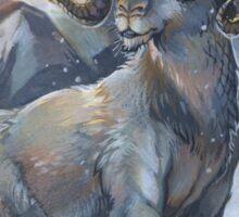 tauntaun - monarch of hoth Sticker