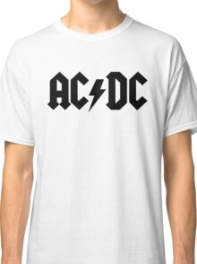 ACDC Rock and Roll Classic T-Shirt