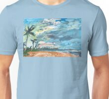 Dawn at Tangalle Beach Unisex T-Shirt