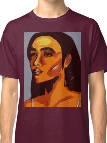 Melanin (Abstract) Classic T-Shirt