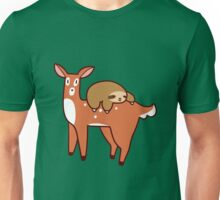 Sloth and Fawn Unisex T-Shirt