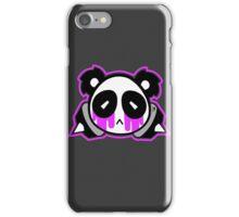 panda kawaii pastel gore iPhone Case/Skin