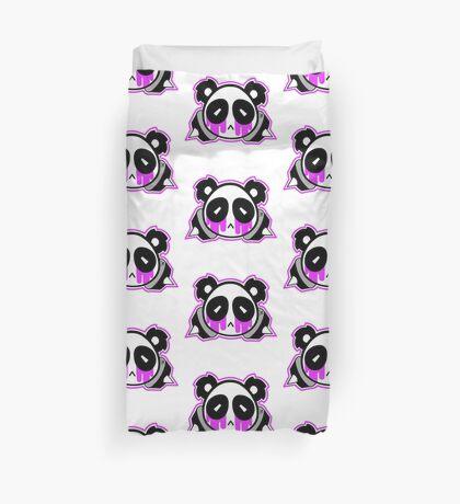 panda kawaii pastel gore Duvet Cover