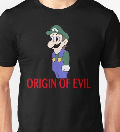 Weegee Origin of Evil Unisex T-Shirt