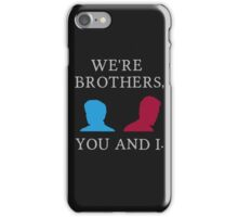 Mutant Brothers iPhone Case/Skin
