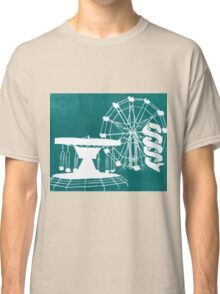 Seaside Fair in Turquoise Classic T-Shirt