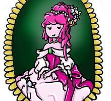 AT-Princess Bubblegum by andromeduh