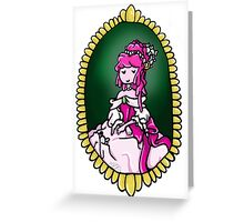AT-Princess Bubblegum Greeting Card