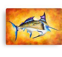 Marlinissos V1 - violinfish Metal Print
