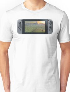 Nintendo Switch Controller (Oil Paint Edition) Unisex T-Shirt