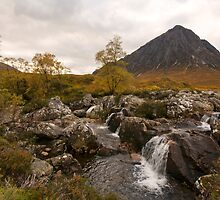 Buachallie Etive Mor ~ Glencoe ~ Scotland by M.S. Photography/Art