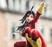 Spiderwoman by TrashCat