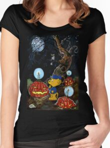 Ferald and The Rotten Pumpkins Women's Fitted Scoop T-Shirt
