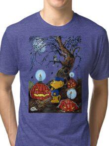 Ferald and The Rotten Pumpkins Tri-blend T-Shirt