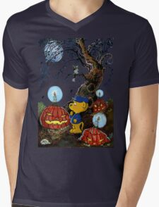 Ferald and The Rotten Pumpkins Mens V-Neck T-Shirt