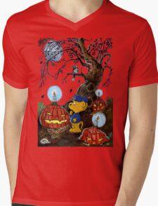 Ferald and The Rotten Pumpkins Mens V-Neck T-Shirt