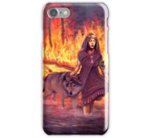 Protectress iPhone Case/Skin