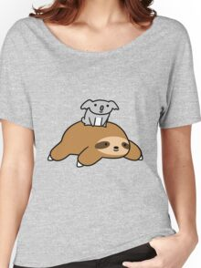 Koala and Sloth Women's Relaxed Fit T-Shirt