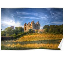 Killyleagh Castle Poster